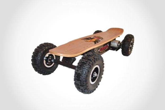 Electric Motorized Skateboard